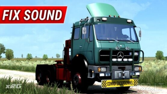 Fix Sound Mercedes 1632 NG – Edit by Ekualizer 1.39