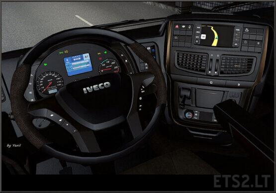 Interior Iveco Hiway 1.0