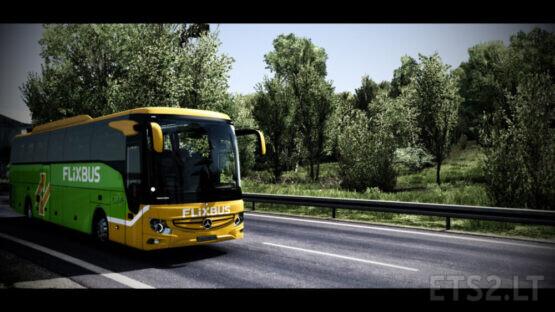 Mercedes-Benz New Tourismo 16Rhd 2018