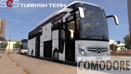 Mercedes-Benz New Travego 15-16 SHD V4