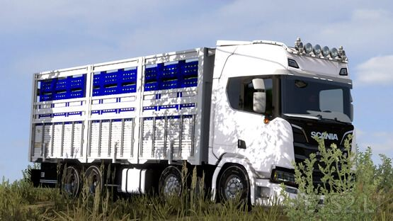 Scania Next Gen R450 Turkish Kirkayak 1.39