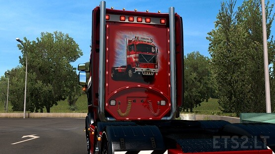 scania RJL high pipe with airhose v 0.1