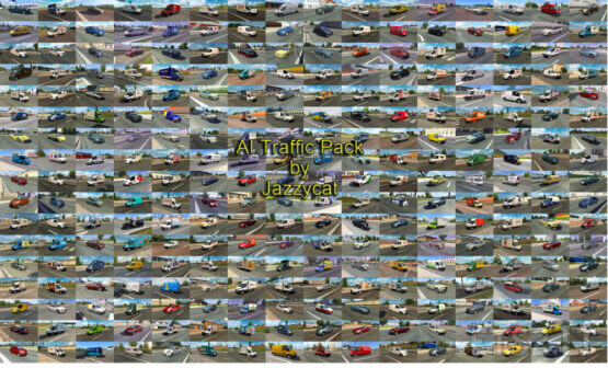 AI Traffic Pack by Jazzycat v14.6