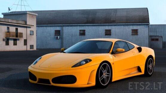 Ferrari F430 | 1.39 & 1.40