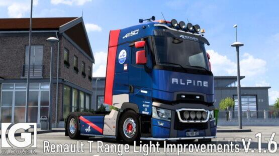 Renault T Light Improvements v.1.6 (1.40) 16.02.21