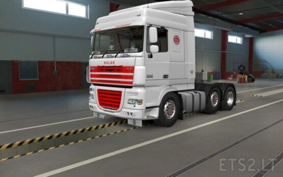 Nolan Transport Truck And Trailer Skin Combo
