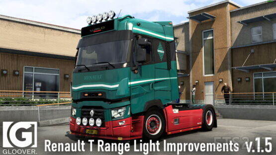 Renault T Light Improvements v.1.5 (1.39-1.40) 05.02.21