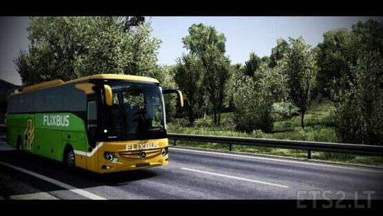 Mercedes Tourismo 2018 (1.40)