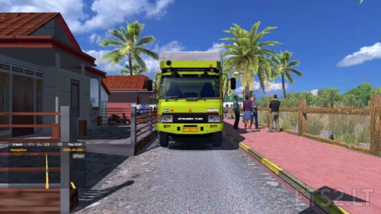 Map Kalsel ETS2 1.35 to 1.39 and 1.40