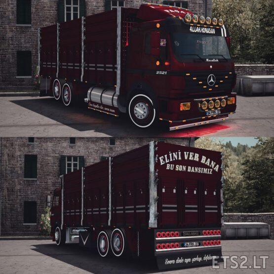 Mercedes – Benz 2521