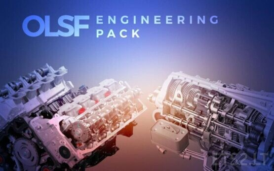 OLSF Engineering Pack (ETS2 1.40)