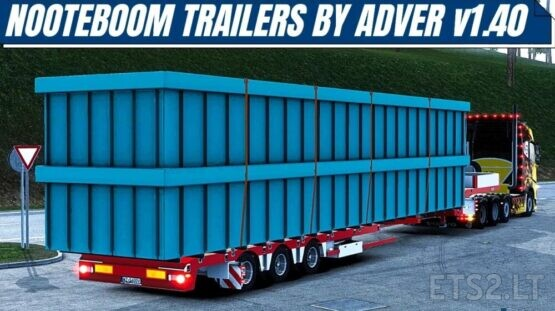 NOOTEBOOM TRAILERS V1.2 BY ADVER 1.40
