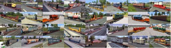 Railway Cargo Pack by Jazzycat v2.1.6