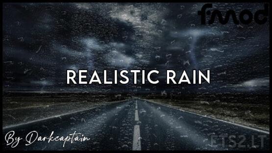 Realistic Rain v3.9.1 [1.40]