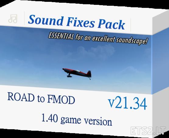 Sound Fixes Pack v 21.34