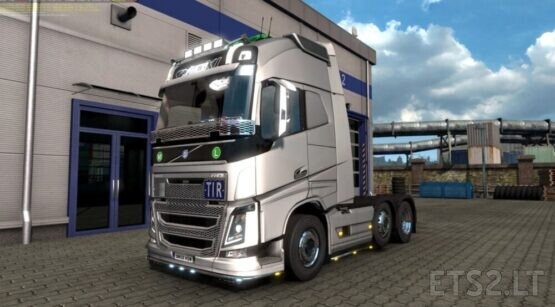 VOLVO FH16 2012 REWORKED BY EUGENE UNOFFICIAL UPDATE V3.1.6 FIXED 1.40