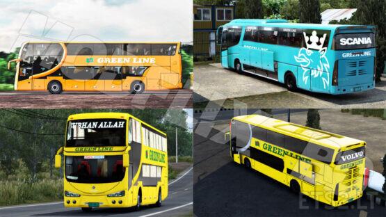 Irizar Buspack Full Version (EU & UK)