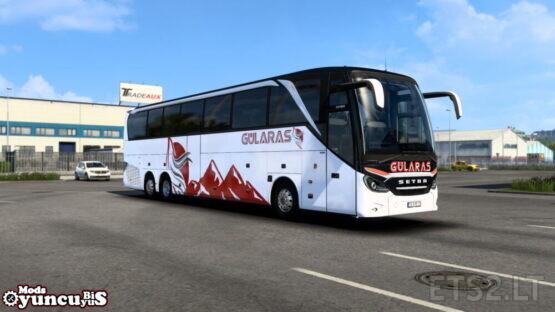 Setra S517Hdh Topclass-2021