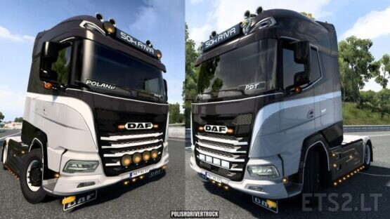 SLOTS FOR THE NEW DAF XG+ 2021