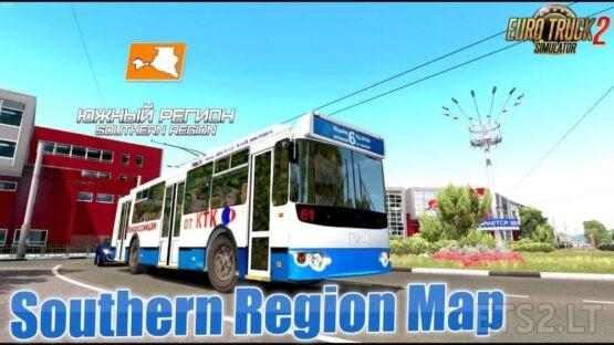 SOUTHERN REGION V10.5 1.41