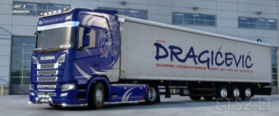 Dragicevic Scania S Combo