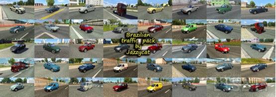 Brazilian Traffic Pack by Jazzycat v3.4