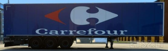 Carrefour and Krone skin