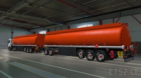 FUEL CISTERN IN OWNERSHIP 1.41