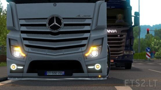 Mercedes Benz Tuning Mod 1.41