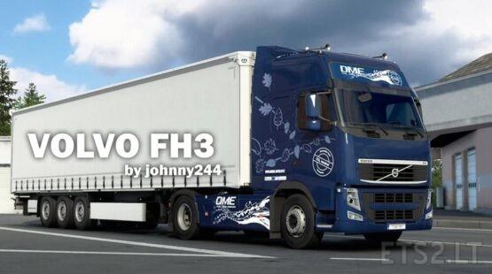 VOLVO FH 3RD GENERATION V1.051 1.41