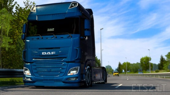 Daf Euro 6 Low Chassis 1.42 Beta