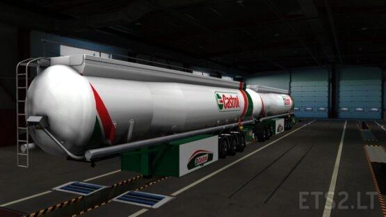 Fuel Cistern