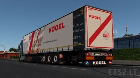 KÖGEL TRAILERS BY DOTEC V1.0 1.41 – 1.42