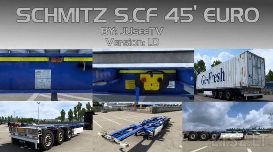 SCHMITZ S.CF 45 EURO BY JUSEETV V1.1.1 1.41