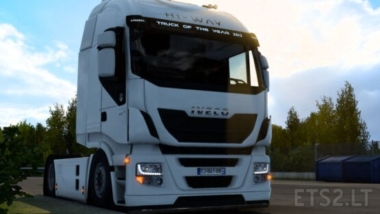 iveco Hi way Low Chassis 1.42 Beta